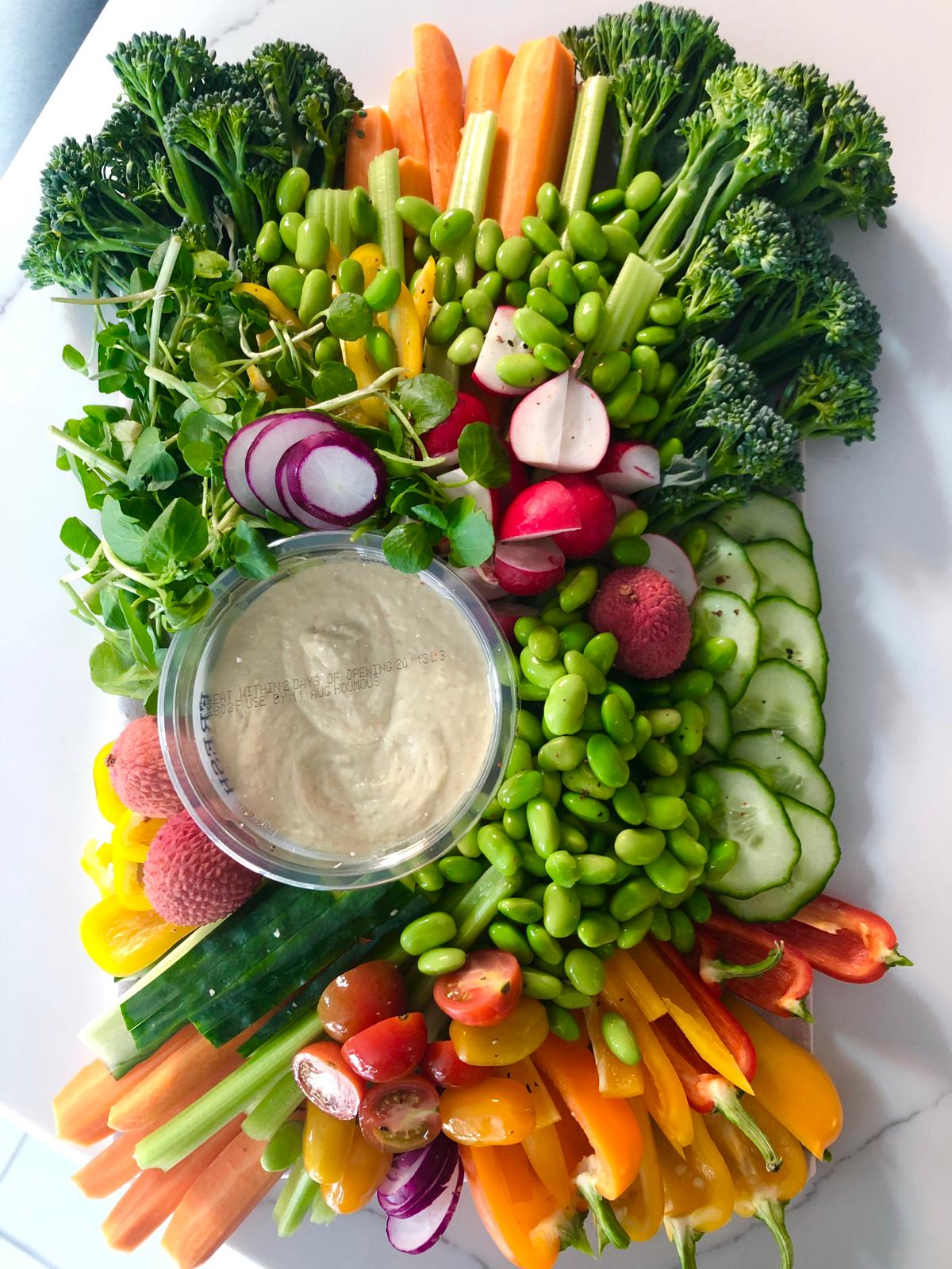 The Crudités